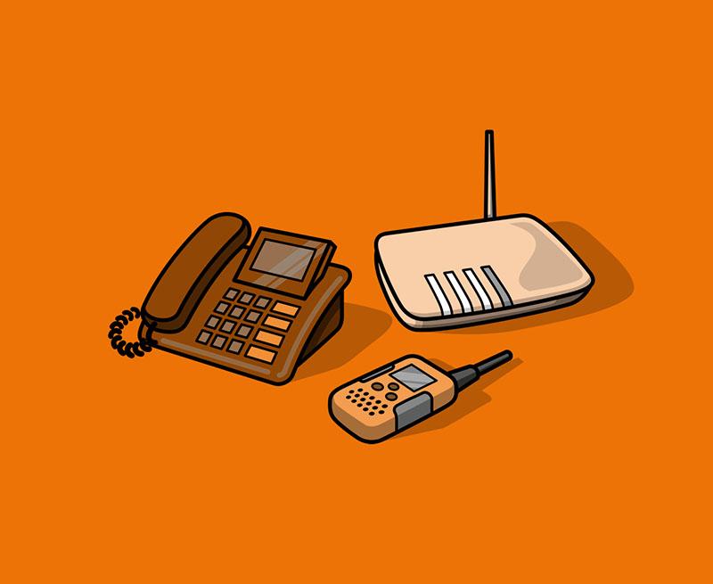 Phillips Telefon