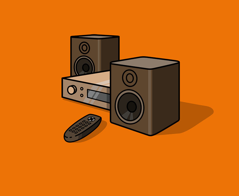 Suche Röhrenradio und Plattenspieler